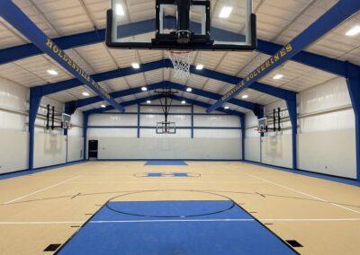 Holdenville Ethel Reed Gym